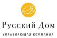 Логотип (торговая марка) Управляющая компания «Русский Дом»