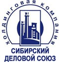 Логотип (торговая марка) АОСибирский деловой союз, Холдинговая компания (АО ХК СДС)