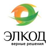Логотип (торговая марка) ЭЛКОД, группа компаний