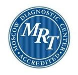 Логотип (торговая марка) МРТ-Центр