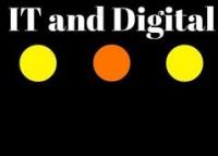 Логотип (торговая марка) IT and Digital