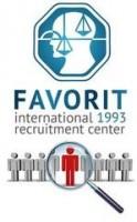 Логотип (торговая марка) Фаворит, Международный кадровый центр