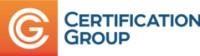 Логотип (торговая марка) ООО Группа компаний Сертификейшен Групп