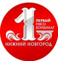 Логотип (торговая марка) ООО Первый мясокомбинат