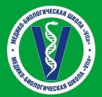 Логотип (торговая марка) Нек. орг.Частное учреждение Общеобразовательная организация Медико-биологическая Школа Вита