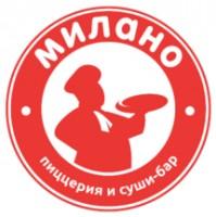 Логотип (торговая марка) Сеть пиццерий и суши-баров Милано