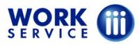 Логотип (торговая марка) ООО Work Service