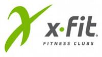 Логотип (торговая марка) Фитнес-клубы X-FIT