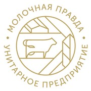 Логотип (торговая марка) УП Молочная правда