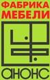 Логотип (торговая марка) Фабрика мебели Кухни АНОНС