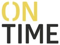 Логотип (торговая марка) Курьерская компания ONTIME