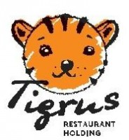 Логотип (торговая марка) Ресторанный Холдинг Тигрус