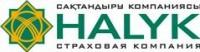Логотип (торговая марка) АОДочерняя организация Народного Банка Казахстана Страховая компания Халык