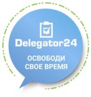 Логотип (торговая марка) Делегатор 24