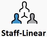 Логотип (торговая марка) Staff-Linear