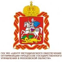 Логотип (торговая марка) Центр Методического Обеспечения Оптимизации Процессов Государственного Управления в Московской области