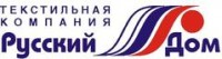 Логотип (торговая марка) Русский Дом, текстильная компания