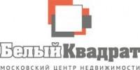 Логотип (торговая марка) Московский Центр Недвижимости БЕЛЫЙ КВАДРАТ