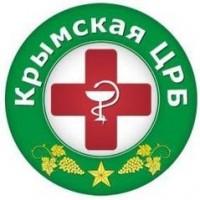Логотип (торговая марка) ГБУЗ Крымская центральная районная больница МЗ КК