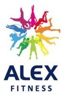 Логотип (торговая марка) ALEX fitness
