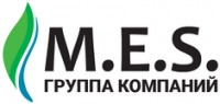 Логотип (торговая марка) ООО Группа компаний МЕС