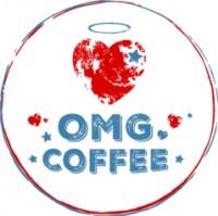 Логотип (торговая марка) Кофейня OMG! Coffee