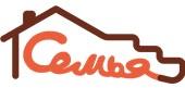 Логотип (торговая марка) ОООСемья, агентство недвижимости