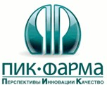 Логотип (торговая марка) ПИК-ФАРМА