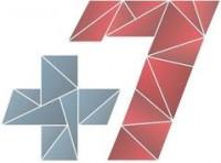 Логотип (торговая марка) Сеть салонов связи +7