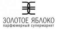 Логотип (торговая марка) ОООПарфюмерный супермаркет Золотое Яблоко