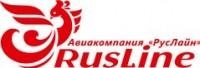 Логотип (торговая марка) РусЛайн, Авиакомпания