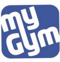Логотип (торговая марка) Детский гимнастический центр MyGym