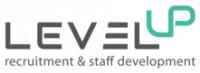 Логотип (торговая марка) Level UP Staff, центр подбора и развития персонала