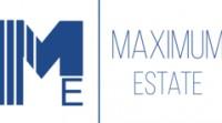 Логотип (торговая марка) Maximum Estate