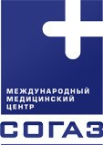 Логотип (торговая марка) СОГАЗ, Международный медицинский центр