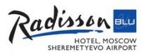 Логотип (торговая марка) Radisson Blu Sheremetyevo Airport, гостиница