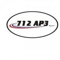 Логотип (торговая марка) АО Филиал АО 218 авиационный ремонтный завод 712 авиационный ремонтный завод