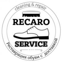 Логотип (торговая марка) Сервис Recaro-master