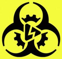 Логотип (торговая марка) Toxic Media