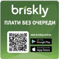 Логотип (торговая марка) ООО Брискли