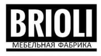 Логотип (торговая марка) ОООМебельная фабрика Бриоли