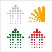 Логотип (торговая марка) ОООСтройтерминал Центр Красок