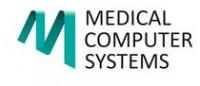 Логотип (торговая марка) ОООМедицинские Компьютерные Системы