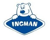 Логотип (торговая марка) Ингман мороженое