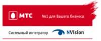 Логотип (торговая марка) АОЭнвижн Груп (NVision Group)