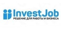 Логотип (торговая марка) InvestJob