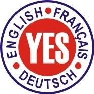 Логотип (торговая марка) Центр Иностранных Языков YES