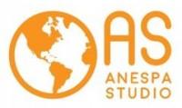 Логотип (торговая марка) Анеспа, студия иностранных языков