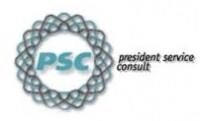 Логотип (торговая марка) President Service Consult