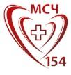 Логотип (торговая марка) ФГБУЗ МСЧ 154 ФМБА России